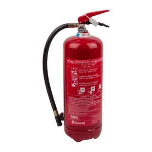 Gasilni aparat na prah 6kg Mobiak S-6