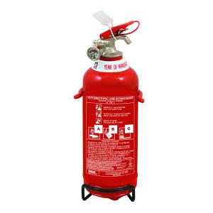 Gasilni aparat na prah 1kg Mobiak S-1