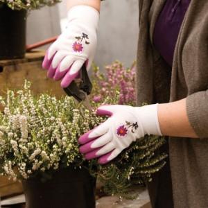 Ženske vrtne rokavice Garnberg SECRET GARDEN 108.0540
