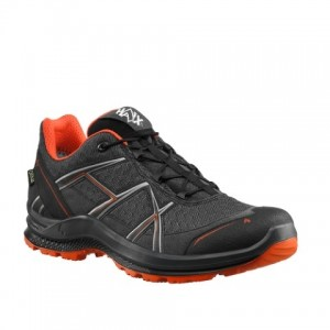 Čevlji Haix BLACK EAGLE ADVENTURE 2.2 GTX graphite-orange
