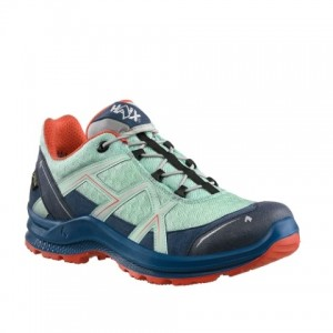 Čevlji Haix BLACK EAGLE ADVENTURE 2.2 GTX Ws low/sky-orange