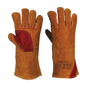 Ojačane zaščitne rokavice za varjenje Portwest A530