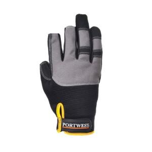 Zaščitne delovne rokavice brez prstov Portwest A740 POWERTOOL PRO