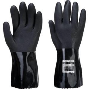 PVC rokavice za zaščito pred kemikalijami ESD Portwest A882