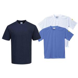 Antistatična majica s kratkimi rokavi ESD Portwest AS20