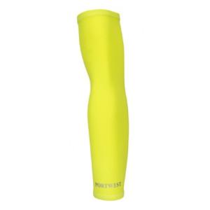 Hladilni rokavi Portwest CV08 - rumena barva