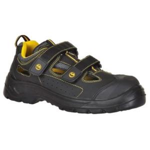 Zaščitni delovni sandali ESD Portwest FC04 COMPOSITELITE ESD TAUGUS S1P