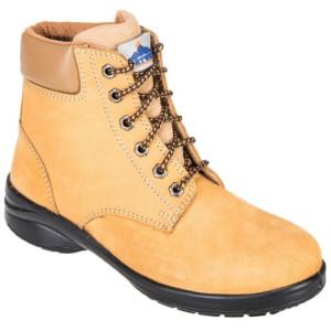 Ženski visoki zaščitni delovni čevlji Portwest FT41 STEELITE LOUISA LADIES S3