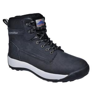 Visoki delovni zaščitni čevlji Portwest FW32 CONSTRUCTO S3 HRO