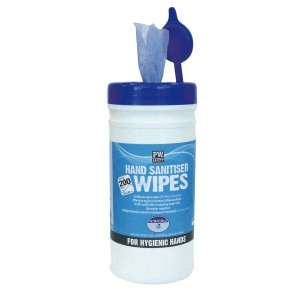 Čistilni robčki za higieno rok Portwest IW40 – 200kos