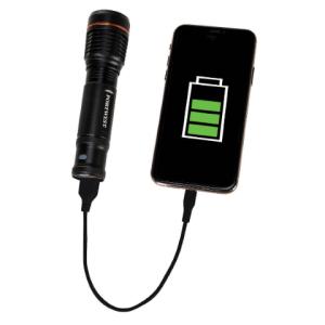 Ročna svetilka USB Portwest PA75 - 600lm
