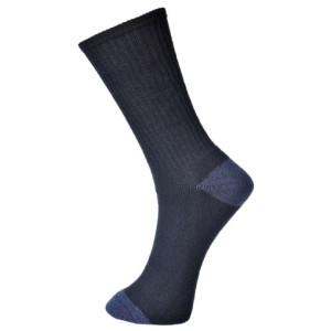 Klasične bombažne nogavice Portwest SK13