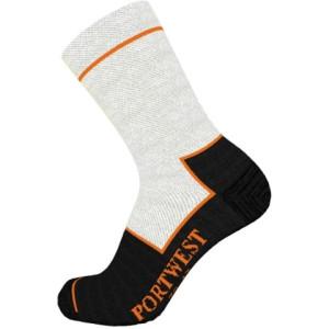 Delovne zaščitne nogavice z zaščito proti urezninam Portwest SK26