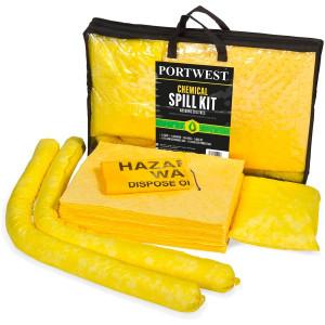 Kemični komplet za vpijanje škodljivih snovi Portwest SM91