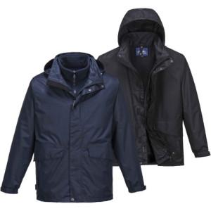 Dežna jakna Portwest ARGO 3v1 S507