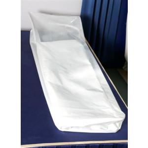 Razgradljiva vreča za pokojnike - brez ročajev