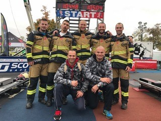 Svetovno prvenstvo Firefighter Combat Challenge 2017