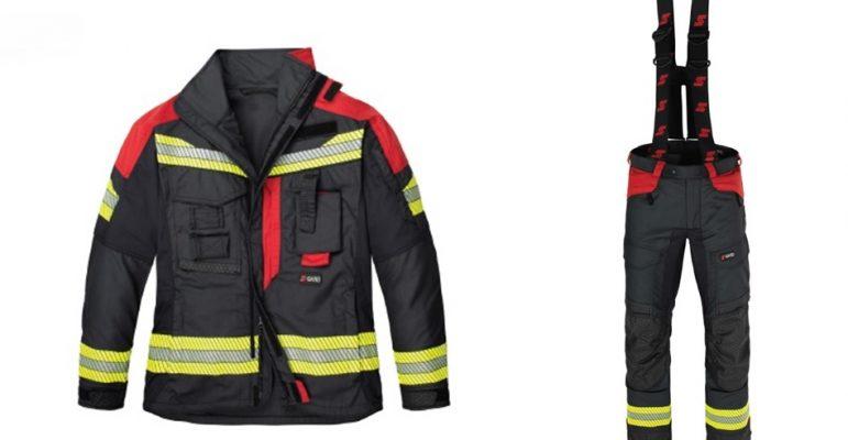 NOVOST - obleka za gozdne požare S-Gard Ranger 2.0
